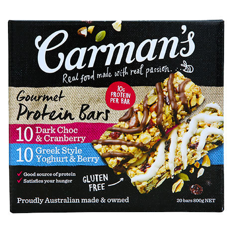 Costco – 20 Gourmet Protein Bars Variety Pack