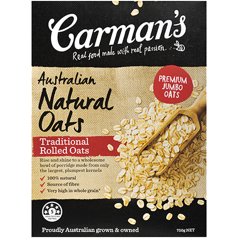 Traditional Australian Super Oats